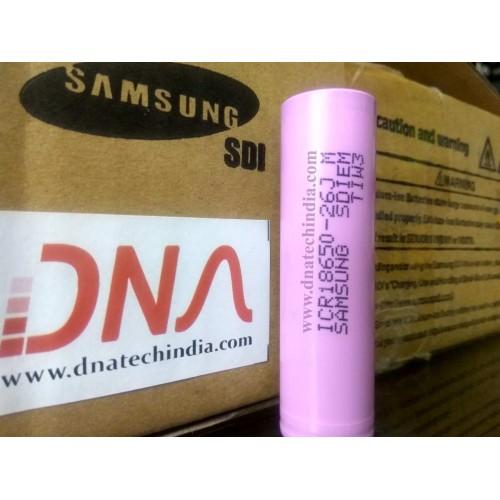 Samsung 18650 2600mah Li-ion Battery