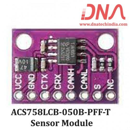 ACS758LCB-050B-PFF-T Hall Effect based Linear Current Sensor Module