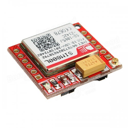 SIM800L GSM Module with Spring Antenna
