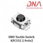 SMD Tactile Switch 2.9x4x2 (KFC 332)
