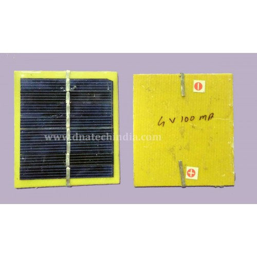 Buy Online 4 Volt 100ma Solar Panel In India At Low Cost