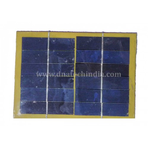 Solar Panel 6V 300mA