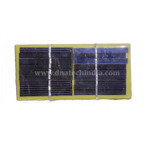 Solar Panel 9 Volt 100mA