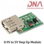 0.9V to 5V Step Up Module