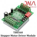 TB6560 stepper motor driver module