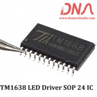 TM1668 LED Driver IC (SOP24 Package)