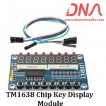 TM1638 Chip Key Display Module