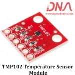 TMP102 Temperature Sensor Module