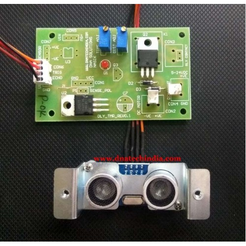 Ultrasonic Dispenser Board 8-24 Volts