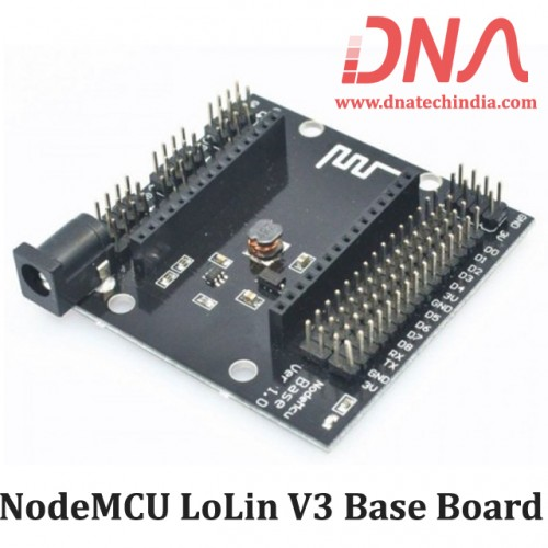 NodeMCU LoLin V3 Base Board
