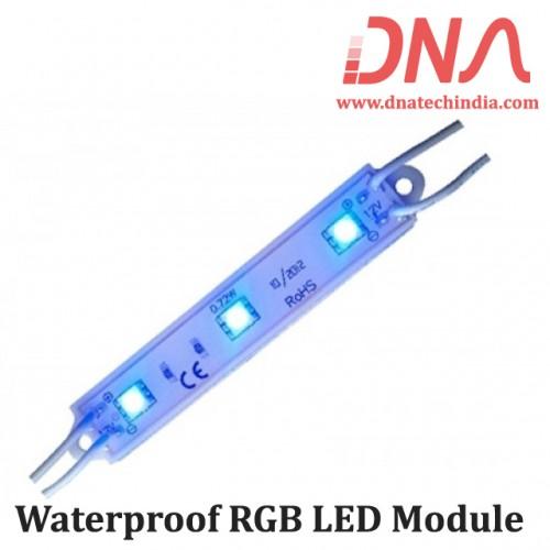 Waterproof RGB LED Module
