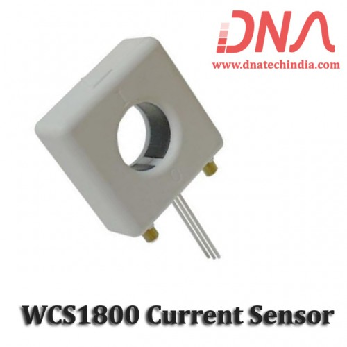 WCS1800 Hall Effect Linear Current Sensor