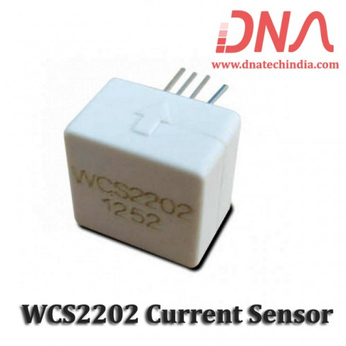 WCS2202 Hall Effect Linear AC Current Sensor