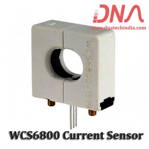 WCS6800 Hall Effect Linear Current Sensor