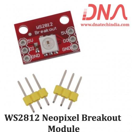 WS2812 Neopixel Breakout Module