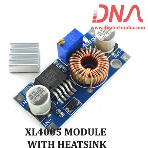 XL4005 MODULE WITH HEATSINK