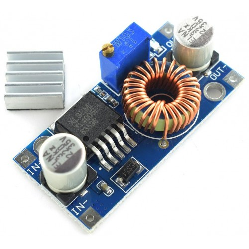 XL4005 MODULE WITH HEATSINK