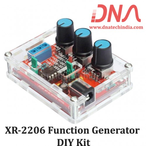 XR-2206 Function Generator DIY Kit