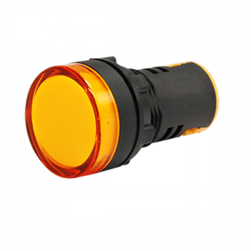 YELLOW LED Indicator 230V