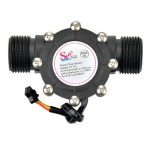 "YF-G1 DN25 1"" Water Flow Sensor"
