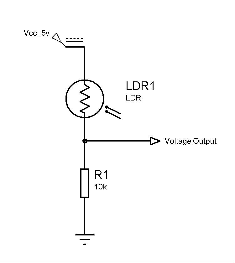 Learn Basics of LDR-Light Depedent Resistor