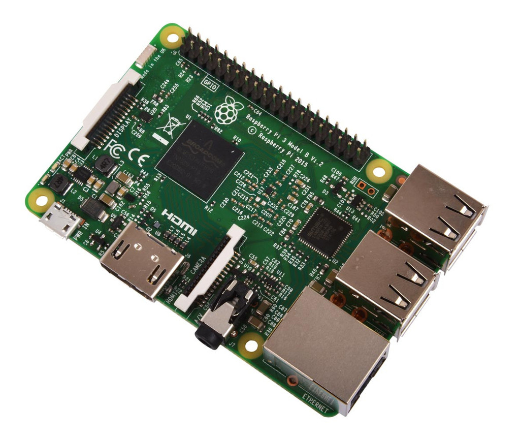 Low cost Raspberry pi 3 in India