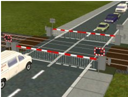 automatic_Railway_Gate_Control